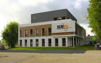 SYNDICAT DÉPARTEMENTAL D'ÉNERGIE 18 | 2011